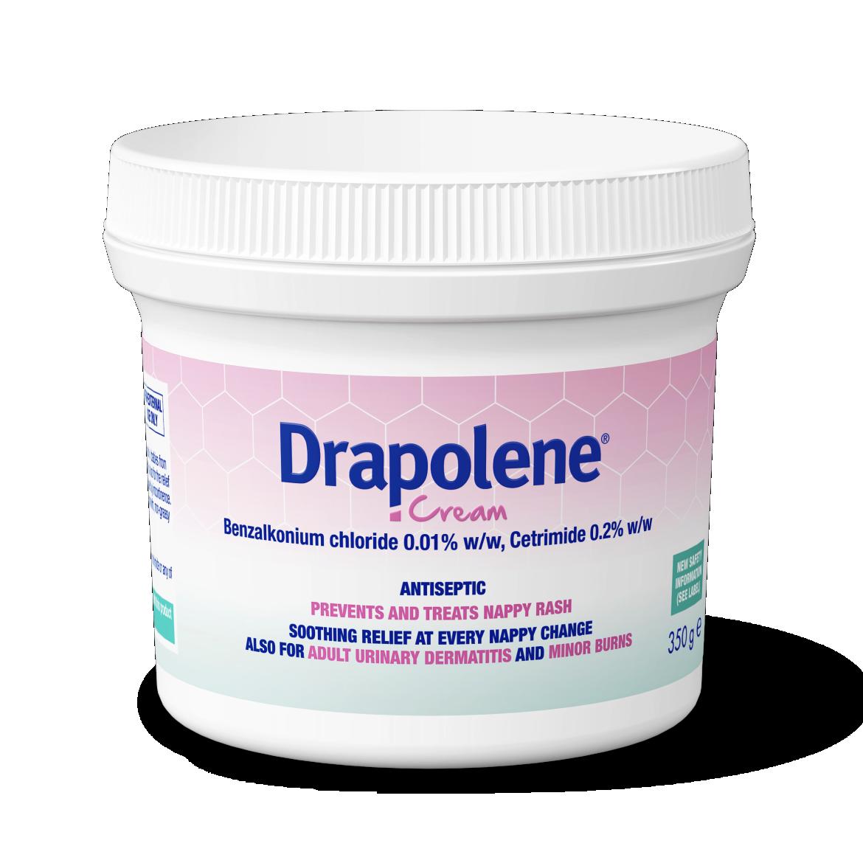 350g tub of drapolene cream