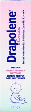 Drapolene Cream 100g tube